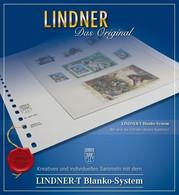 Lindner-T Slowenien Kleinbogen 2008-2014 Vordrucke Neuwertig (Li1519 V - Fogli Prestampati