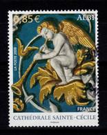 YV 4336 Oblitere , Cathedrale Sainte Cecile - Usati