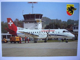 Avion / Airplane / CROSSAIR  / Saab SF-340A Cityliner / Registered As HB-AHB - 1946-....: Modern Tijdperk