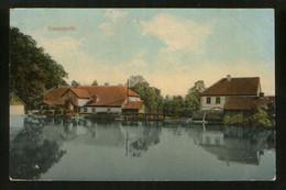 Latvija Lettland Latvia - Hasenpoth, Old Postcard - Latvia