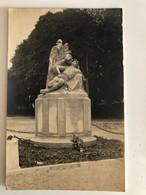 Foto Ak Cp Monument H. Lacoste Photo Nogent Nogent Sur Seine - Nogent-sur-Seine