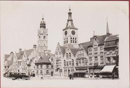 Fotokaart Diksmuide Grote Groote Markt - Diksmuide