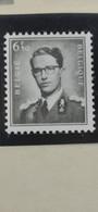 Timbre Belgique, Roi Badouin 1960 New Values . 6F50c   Neuf. Mint - Unused Stamps