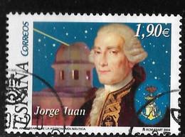 LOTE 2112 //  (C160)  ESPAÑA 2004 - ASTRONOMIA NAUTICA - 2001-10 Gebraucht