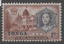 Tonga - #100-102(3) - MNH - Tonga (1970-...)