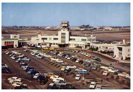(O 18) (older Postcard) USA - Burbank Airport - Lockheed Air Terminal - Aérodromes
