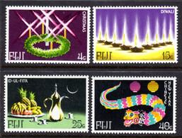 FIJI - 1978 FESTIVALS SET (4V) FINE MNH ** SG 560-563 - Fiji (1970-...)