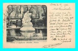 A799 / 007 30 - NIMES Statue D'Alphonse Daudet - Nîmes