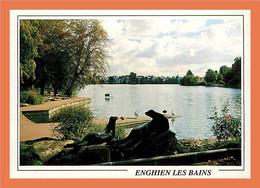 A432 / 083 95 - ENGHIEN LES BAINS Bord Du Lac - France