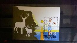 Guyana Olympic Barcelona Summer 1992 - Zomer 1992: Barcelona
