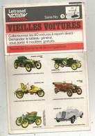 Automobile , Voitures , Transfert , Décalcomanie , LETRASET ACTION ,série N° 6 , 6 Tacots De Tourisme... Frais Fr 1.85 E - Voitures