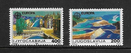 YOUGOSLAVIE 1987 EUROPA  YVERT N°2098/99  NEUF MNH** - Europa-CEPT