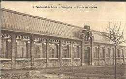 Pensionnat  De Reims  Momignies  Façade Des Ateliers - Momignies