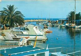 Hyeres - Le Port De L' Aygade     G 1404 - Hyeres