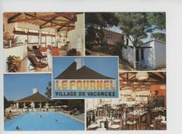 Saint Aygulf - Village De Vacances Le Fournel, Multivues (piscine Salle à Manger Accueil Salon Bungalow) - Saint-Aygulf