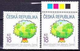 ** Tchéque République 2008 Mi 545+545 Zf, (MNH) - Tchéquie