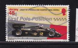 Jersey 2013, Racingcar, Nigel Mansell, Minr 1768, Vfu - Jersey