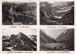 Souvenir Des Pyrenees - Lourdes, Gavarnie, Le Col Du Tourmalet, Cauterets - Non Classés