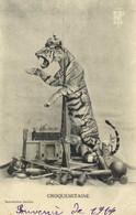 Militaria Satirique Illustrateur CROQUEMITAINE Recto Verso - Patriotic