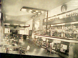 SABBIONETA  MODERNO BAR ALBERGO DIANA INTERNO N1965 HR10765 - Mantova