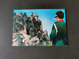 Cartolina San Marino - San Marino
