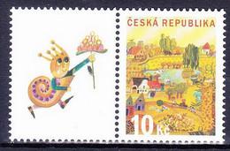 ** Tchéque République 2008 Mi 572 Zf, (MNH) - Tchéquie