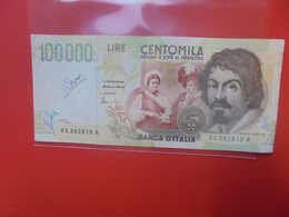 ITALIE 100.000 LIRE 1994 Circuler - 100000 Liras