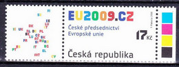 ** Tchéque République 2008 Mi 583 Zf, (MNH) - Tchéquie