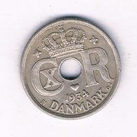 10 ORE 1934 DENEMARKEN /7447/ - Danimarca