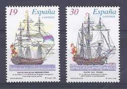 Spain 1995. Barcos De Epoca Ed 3352-53 (**) - 1931-Hoy: 2ª República - ... Juan Carlos I