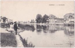 16. JARNAC. Les Quais. 2 - Jarnac