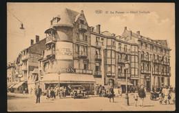 DE PANNE   HOTEL TEIRLINCK - De Panne