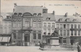 ATH   ,  Grand  Place  , Hôtel De Ville ,( N° 12 ) ( Droguerie , Horlogerie ) - Ath