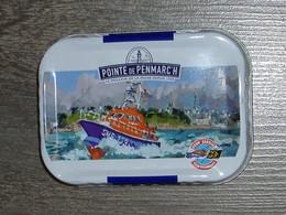 Boite De Sardines (vide !) POINTE DE PENMARC'H - Other Collections