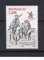 MONACO - Y&T N° 2474** - MNH - Don Quichotte - Cervantès - Unused Stamps