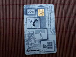 Phonecard Poland  Used Rare - Polen