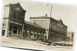 Dordrecht - Station Gebouw - Paard En Koets Vooraan - Ed Uitgave Gebr. Spanjersberg 755 - Ongelopen Kaart - Dordrecht