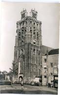 Dordrecht - Grote Kerk - Zie Reklame Nezifo En Andere - Ed Uitgave Gebr. Spanjersberg 61488 - Ongelopen Kaart - Dordrecht