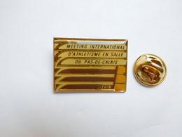 Beau Pin's , Meeting International D' Athlétisme En Salle Du Pas De Calais , Liévin - Atletica
