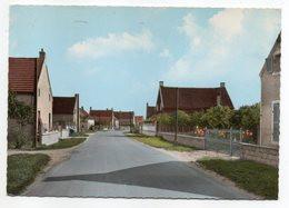 BESSEY LES CITEAUX--1981--Le Village (rue)--timbre--cachet BRAZEY EN PLAINE-21..........à Saisir - Andere Gemeenten