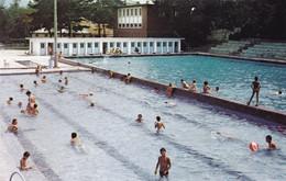 Bulgaria - Velingrad - Mineral Open-air Bath Swimming Pool - Printed 1982 - Bulgaria
