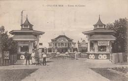 DE  HAAN ,Coq-sur-Mer ;  Entrée Du Casino ,  N°3 - De Haan