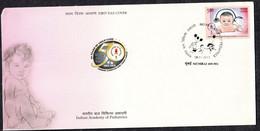 INDIA 2013, FDC, India's Academy Of Pediatrics, Mumbai Cancellation - FDC