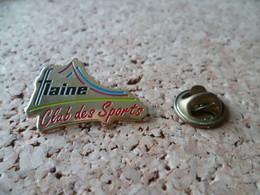 PIN'S   FLAINE  HAUTE SAVOIE - Pin's