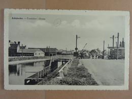 Adinkerke Frontière Grens - De Panne