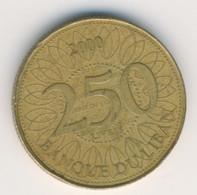 LEBANON 2000: 250 Livres, KM 36 - Libano