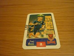 Peter Fear Wimbledon Subbuteo Squads 1995-96 UK English Premier League Football Soccer Trading Card - Trading Cards