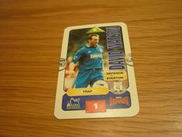 David Watson Everton Subbuteo Squads 1995-96 UK English Premier League Football Soccer Trading Card - Trading Cards