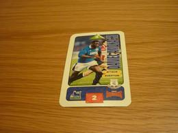 Daniel Amokachi Everton Subbuteo Squads 1995-96 UK English Premier League Football Soccer Trading Card - Trading Cards