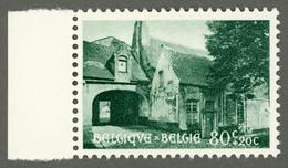 BELGIUM 1954 Brugge Begijnhof Yt:BE 946 NEW MINT** NOT HINGED - Unused Stamps